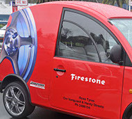 Vehicle signwriting and liveries by Bellamy Graphics Signs of Nelson, NZ